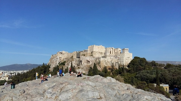 Greece tourist attractions - Acropolis