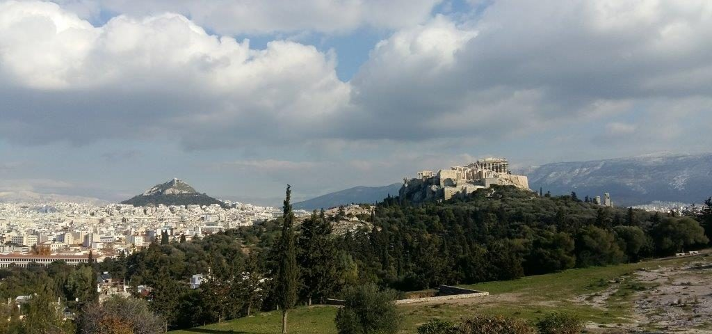Ancient Athens for free - Acropolis and Lecabettus