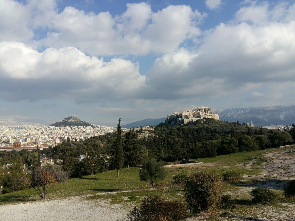Ancient Athens for free - Acropolis and Lycabettus