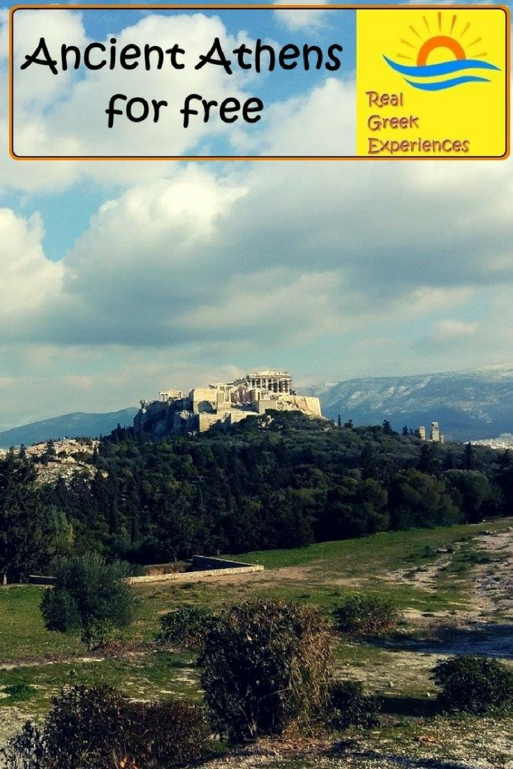 The Acropolis - Ancient Athens for free