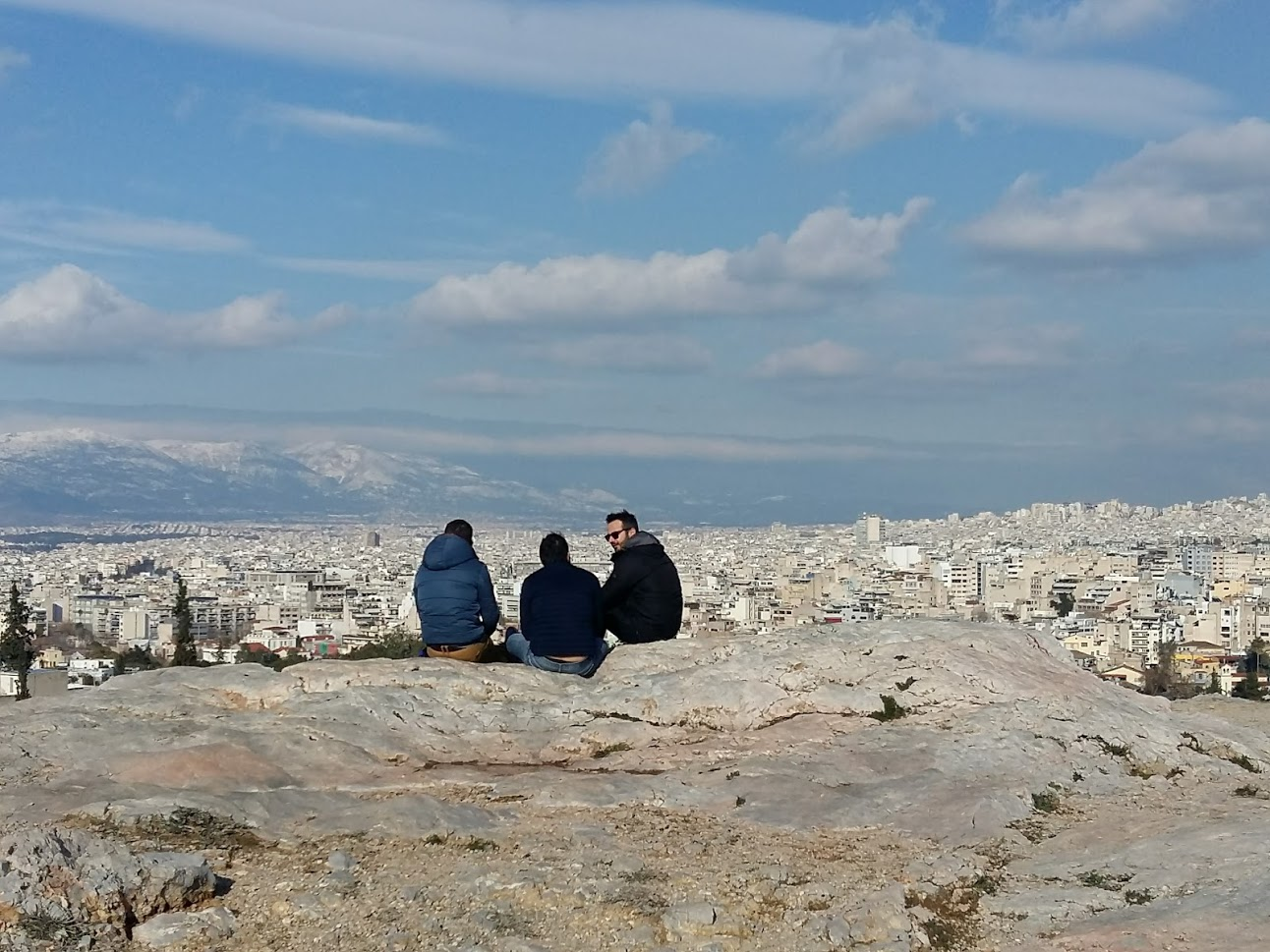See ancient Athens for free - Visit the Pnyx