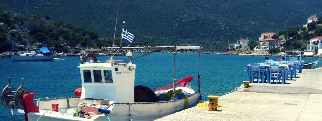 Visit Greece in summer