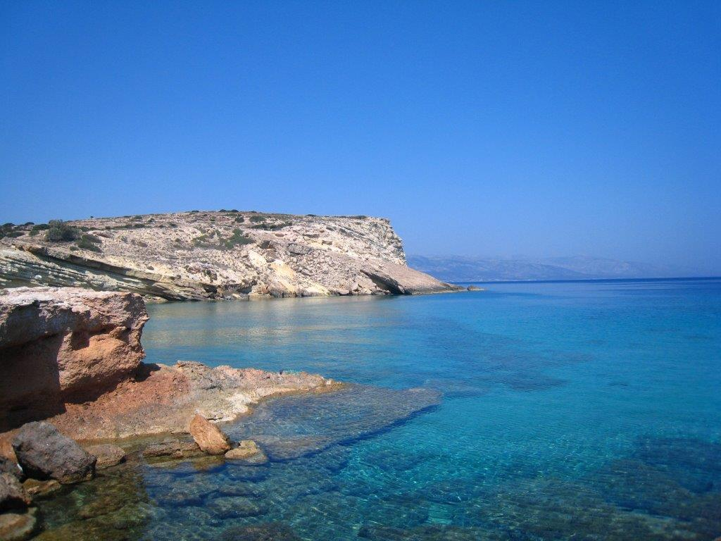 Greece in summer - Koufonisi island