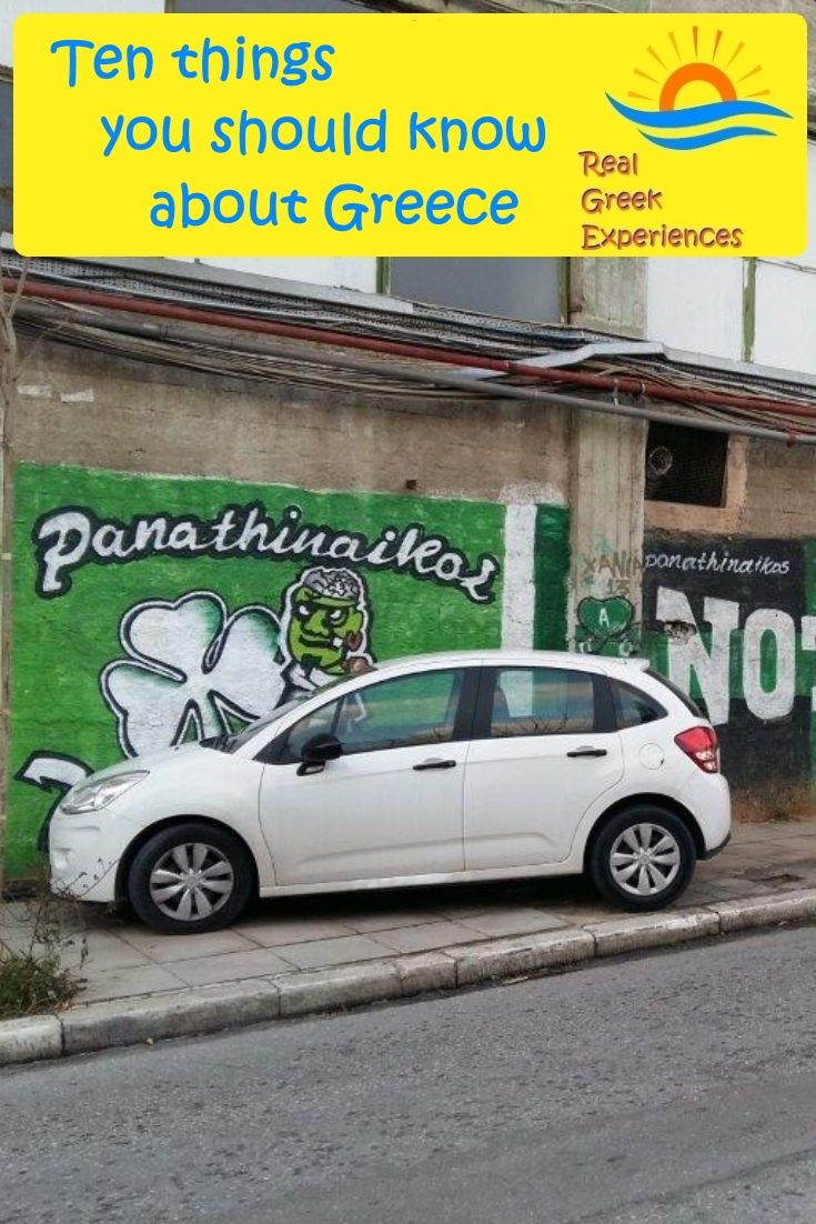 Ten things you should know about Greece