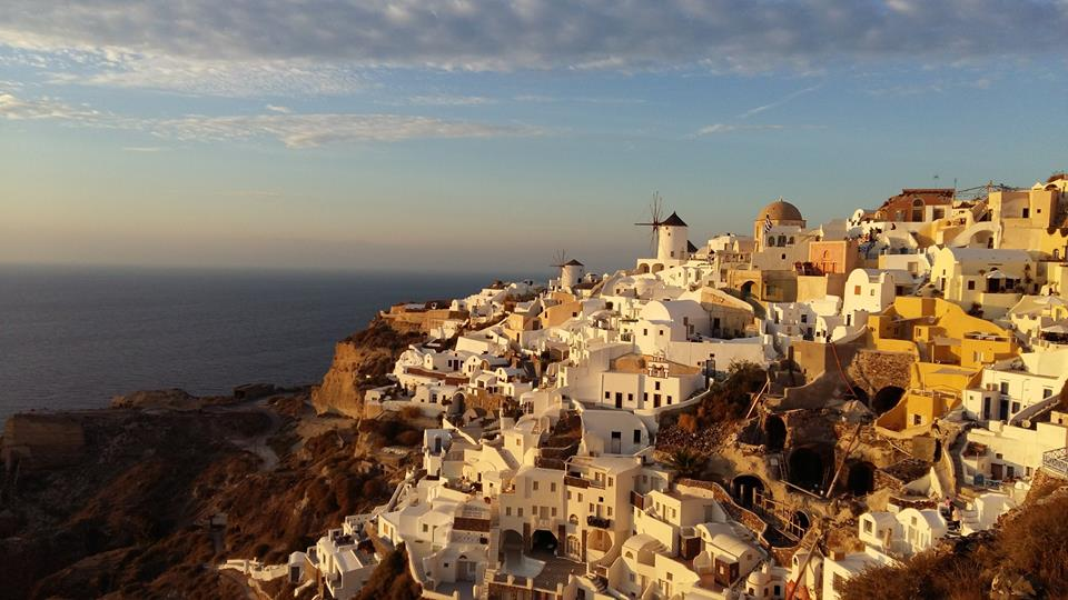 How many days in Santorini - Oia