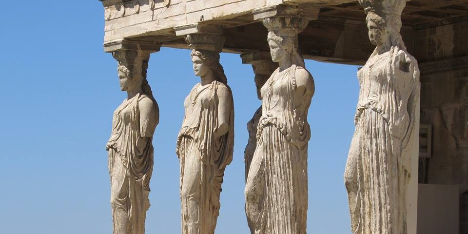 How to experience Greece from A to Z - Athens