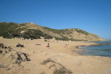 Agios Ioannis in Gavdos is one of our favourite beaches in Greece