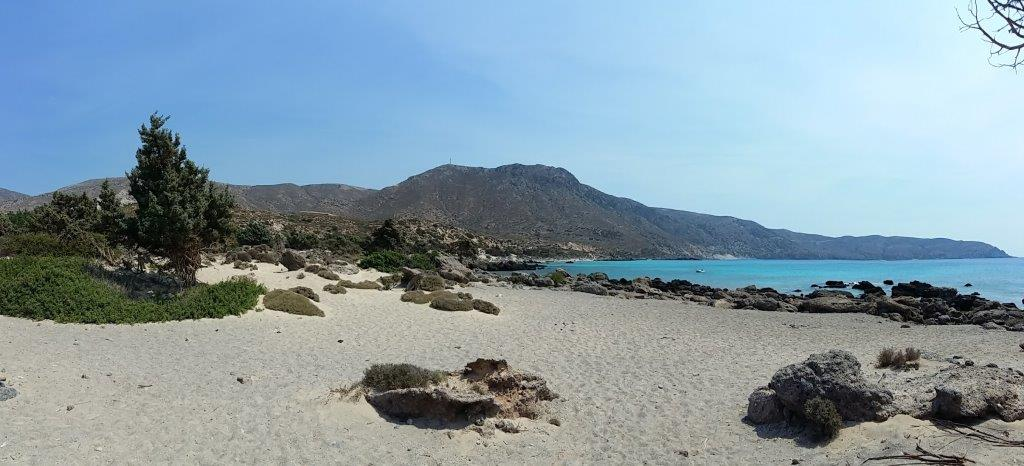 Kedrodassos is one of the best beaches in Greece