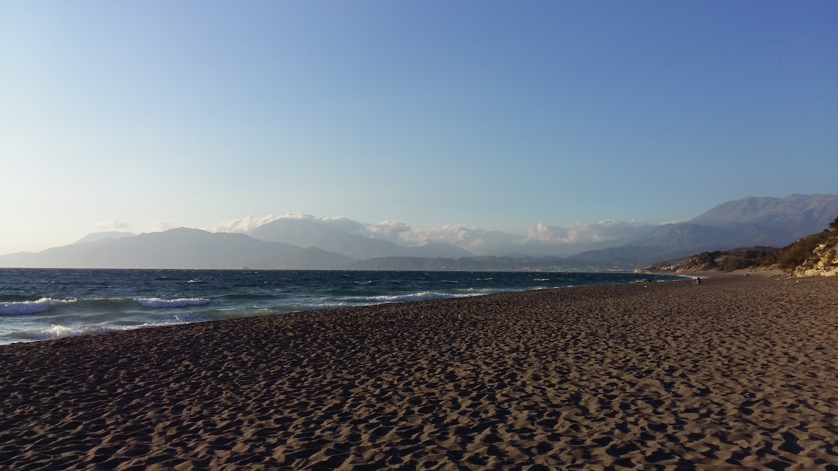 Triopetra is one our favourite beaches in Greece