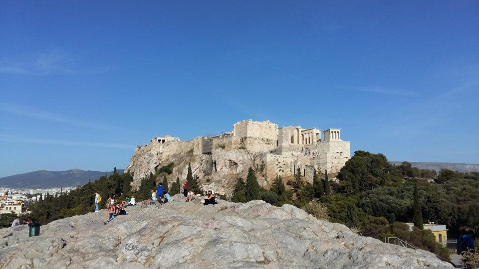 Free things to do in Athens - The Acropolis in Athens
