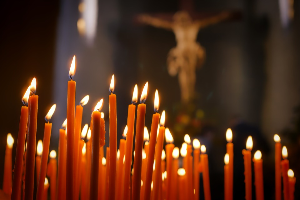 Greek Orthodox Candles