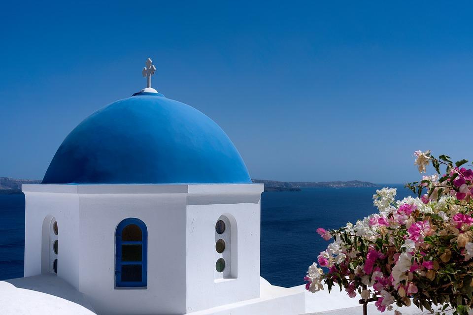 2 weeks in Greece - Santorini