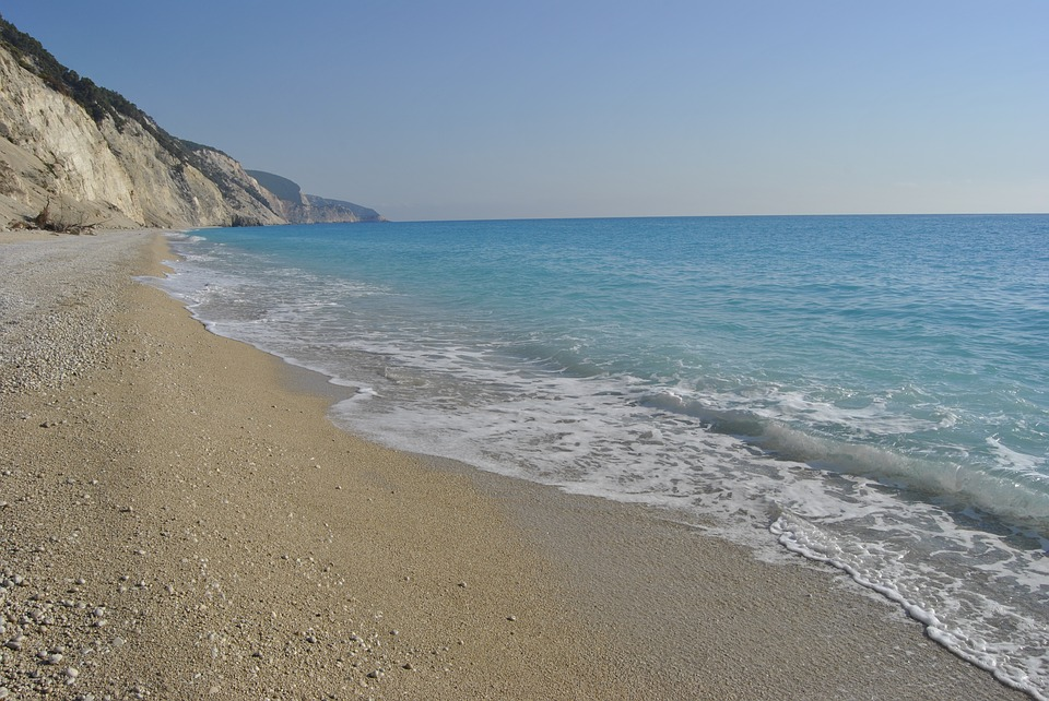 There's nothing like a Greek beach in summer!