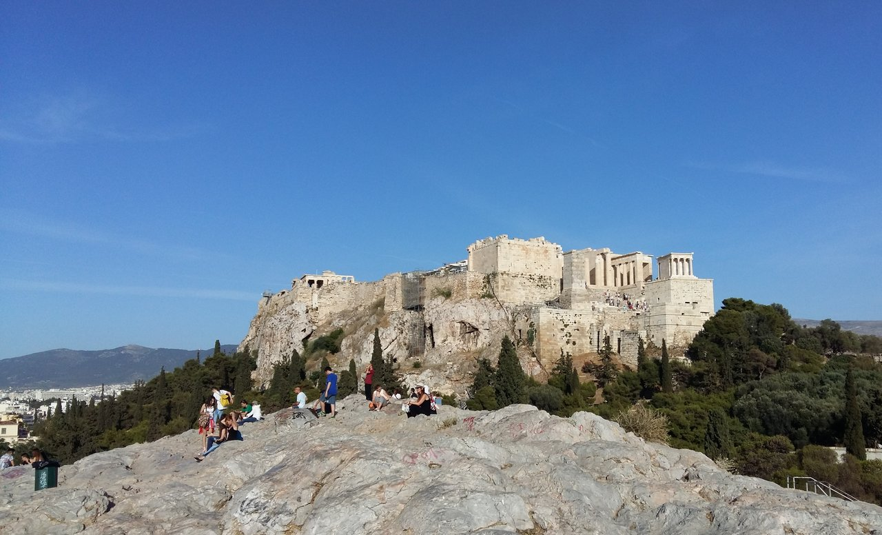 Tips for staying cool in the summer in Athens