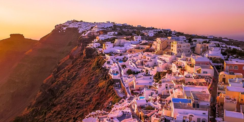 Visiting Santorini in winter will help you avoid crowds, save money, and experience more!