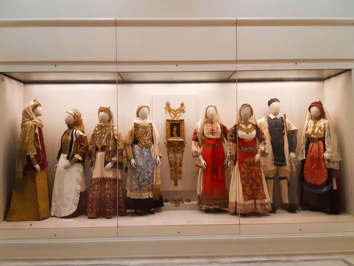 Visit the Benaki Museum on Thursdays