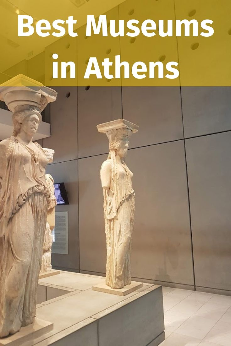 Museums in Athens: The best Athens museums to learn more about Greek culture and history stretching back 5000 years.