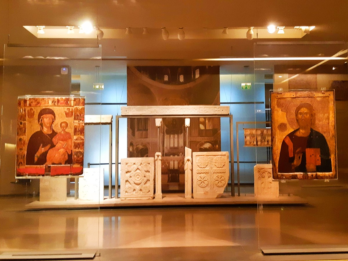 Best Athens museums - Byzantine museum