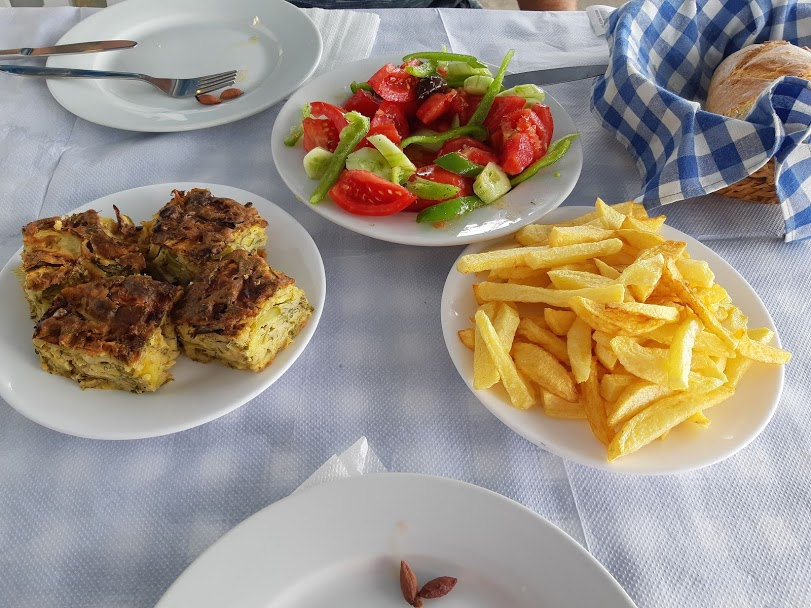 Greek taverna food - A local's guide to ordering Greek food