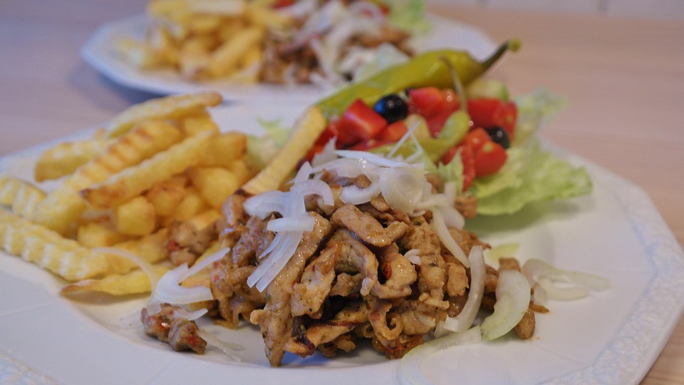 A local's guide to ordering Greek food - Greek Gyros