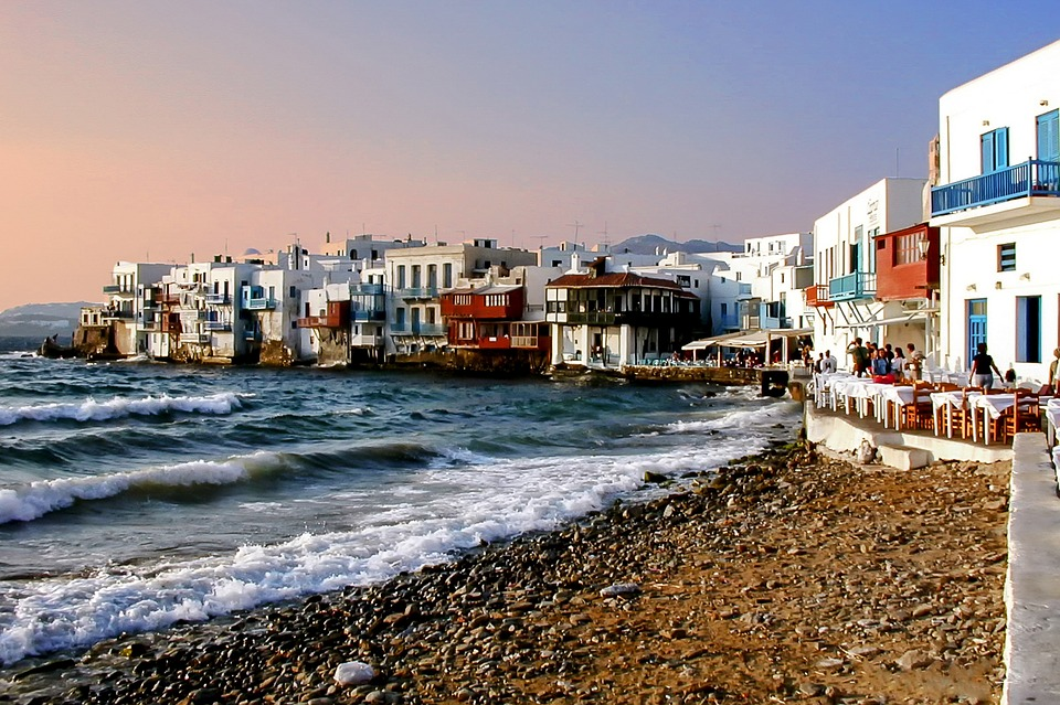 Greece tourist attractions - Mykonos