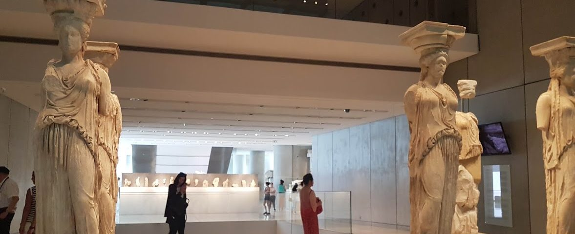 The Acropolis Museum is one of the best museums in Athens Greece