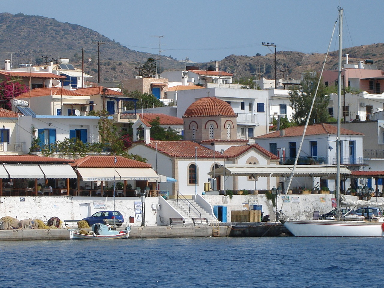 An introduction to the Greek islands - Aegina