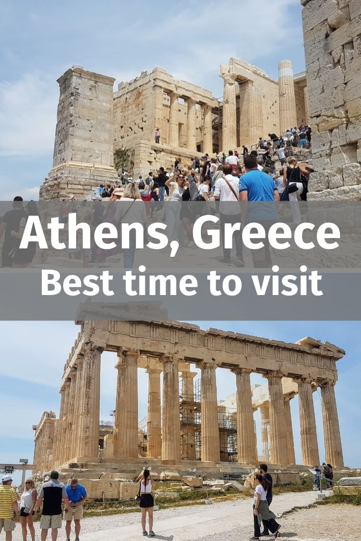 A guide to the best time to visit Athens, Greece