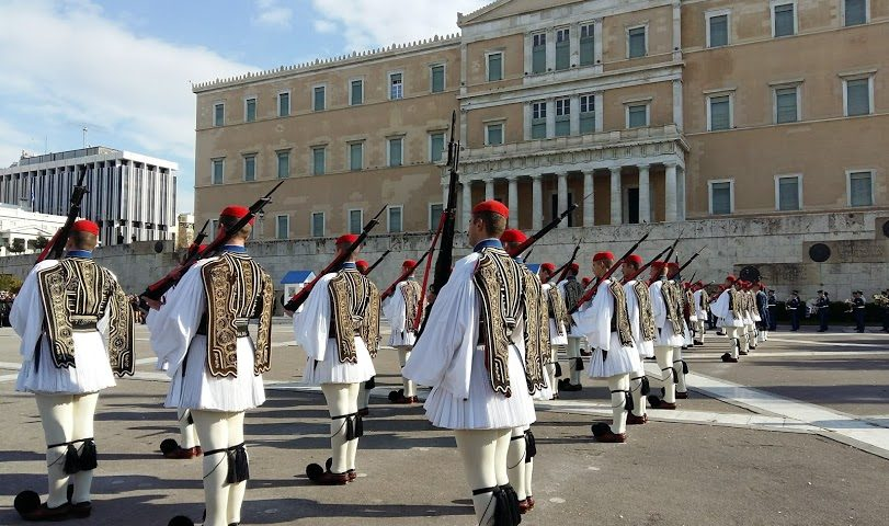 Free things to do in Athens - Changing of the guards