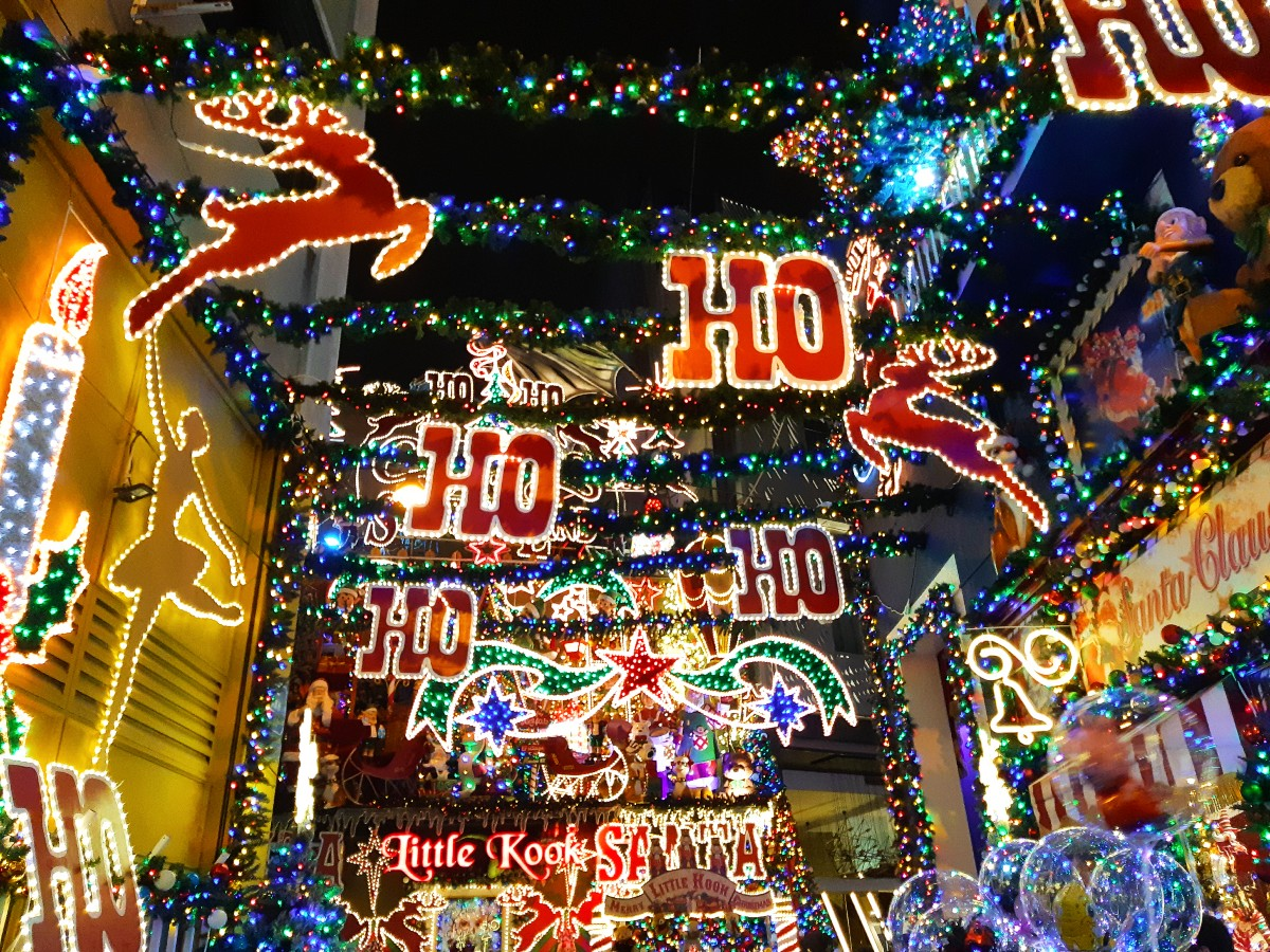 Celebrate Christmas in Athens