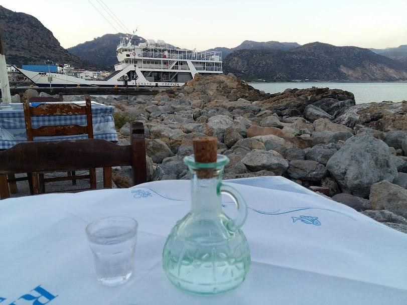 A guide to the Greek islands - Raki in Crete