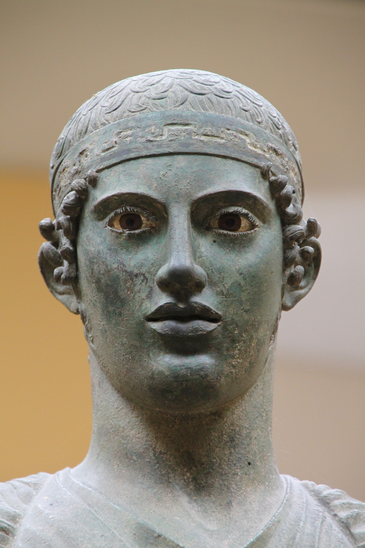 Greece tourist attractions - Delphi museum