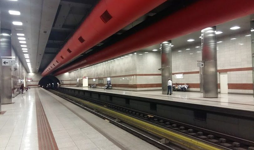 A local's guide to taking the Athens metro