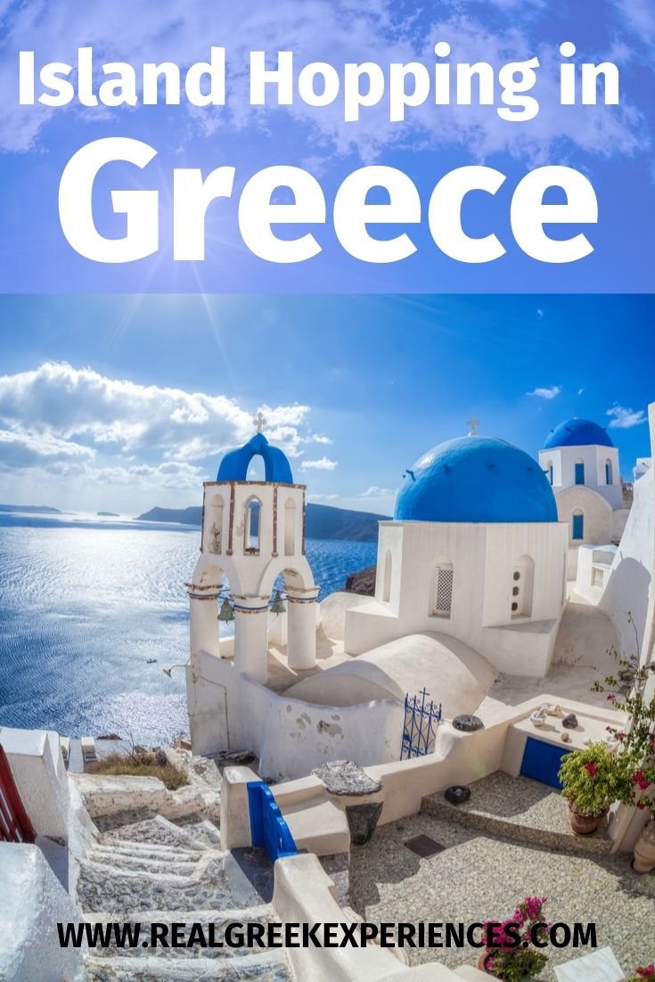 A guide to island hopping in Greece on a budget