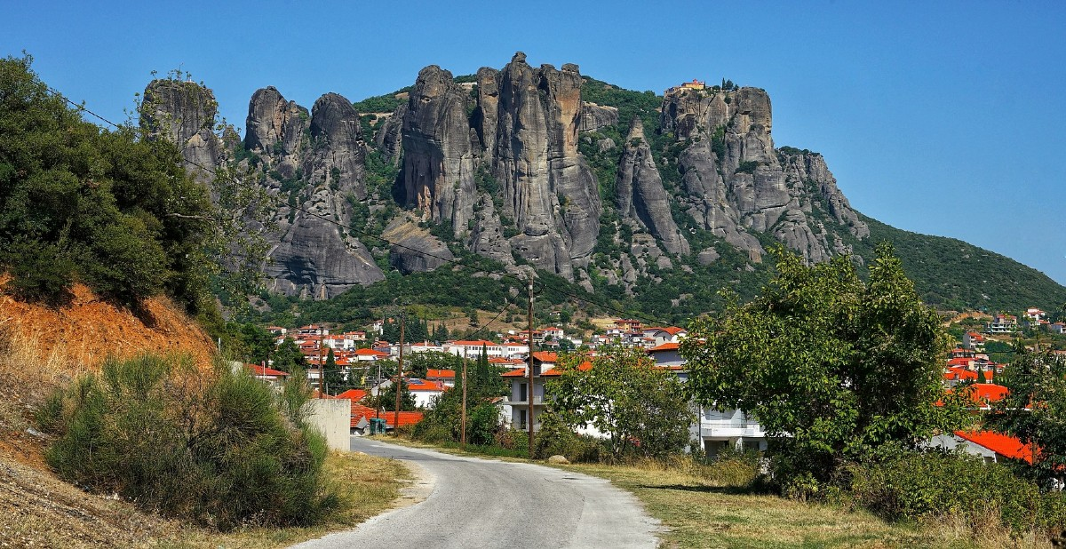 Greece - Incredible Meteora monasteries