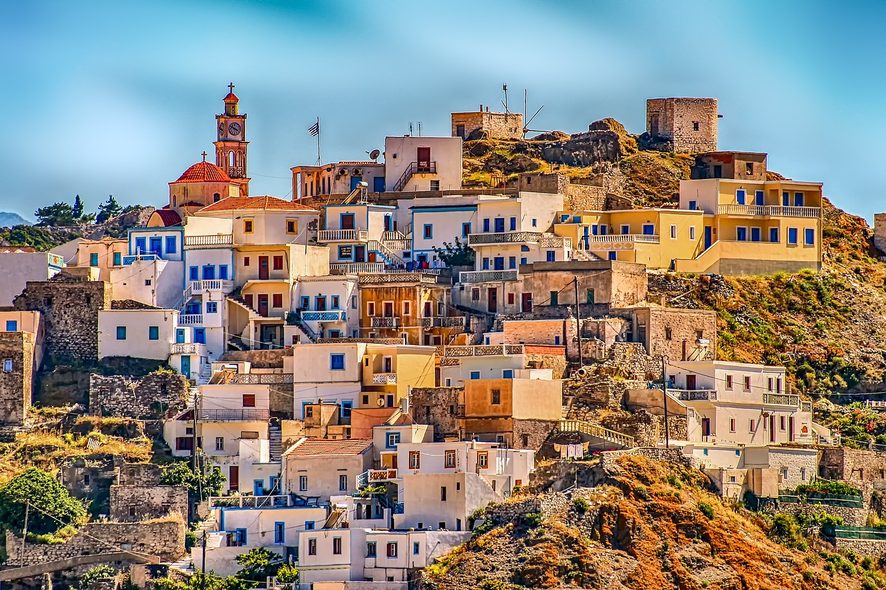 An introduction to the Greek islands - Karpathos