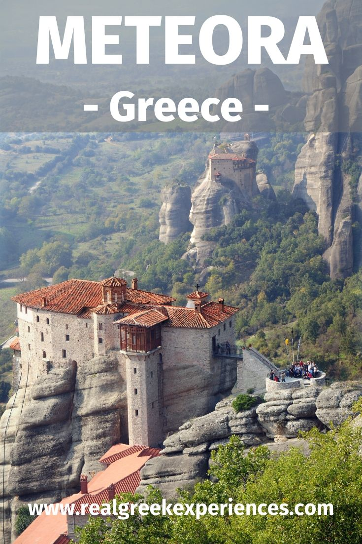 If you've never heard of Meteora in Greece before, this blog post is for you!