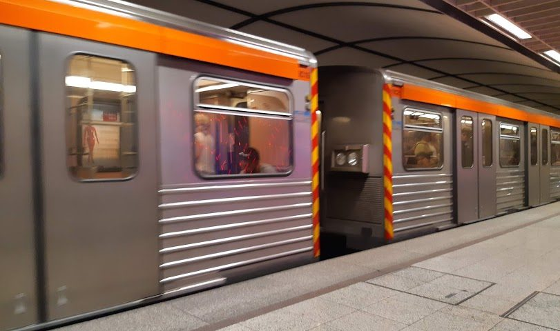 A locals guide to taking the Athens metro