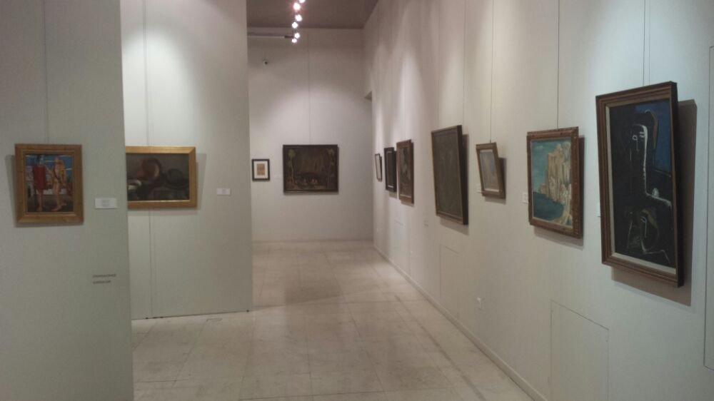 Free Museums in Athens - Municipal Gallery of Athens