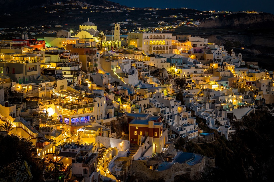 How many days in Santorini - Nightlife in Santorini