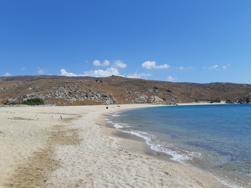 An introduction to the Greek islands - Vlychada beach Andros