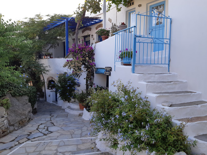 Best things to do in Tinos Greece - A village in Tinos