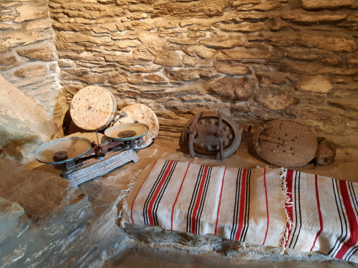 Olive Oil Museum in Andros