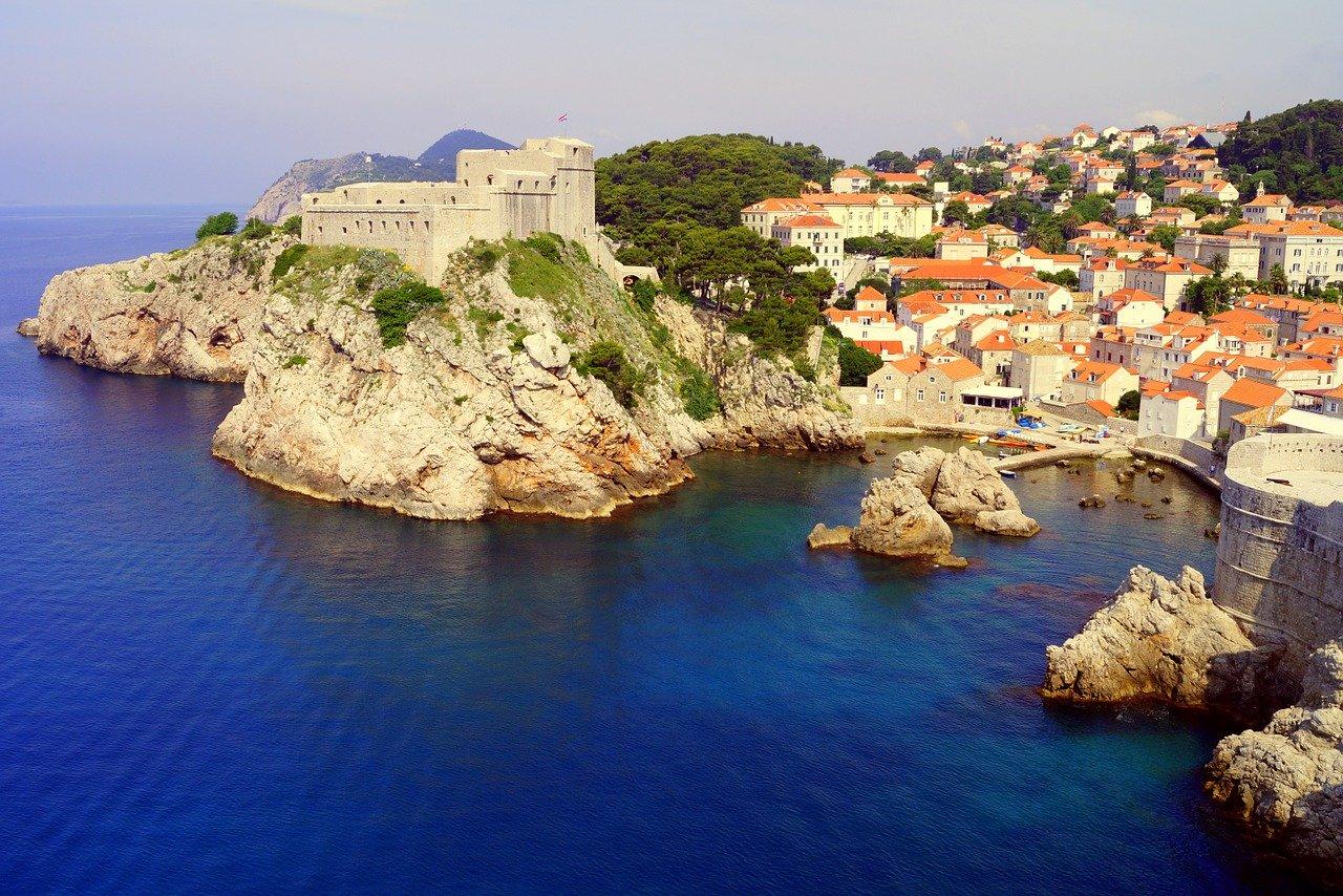 Greece Croatia cruise - Dubrovnik