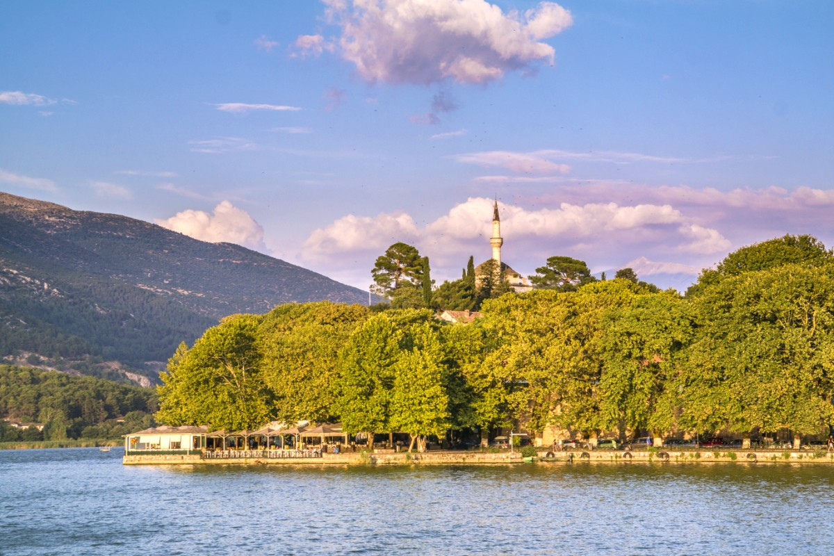 Mainland Greece - Ioannina lake