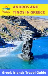 Andros and Tinos travel guide
