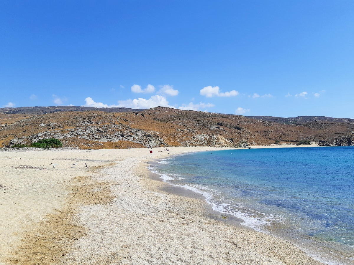 Things to do in Andros Greece - Relax on the beaches