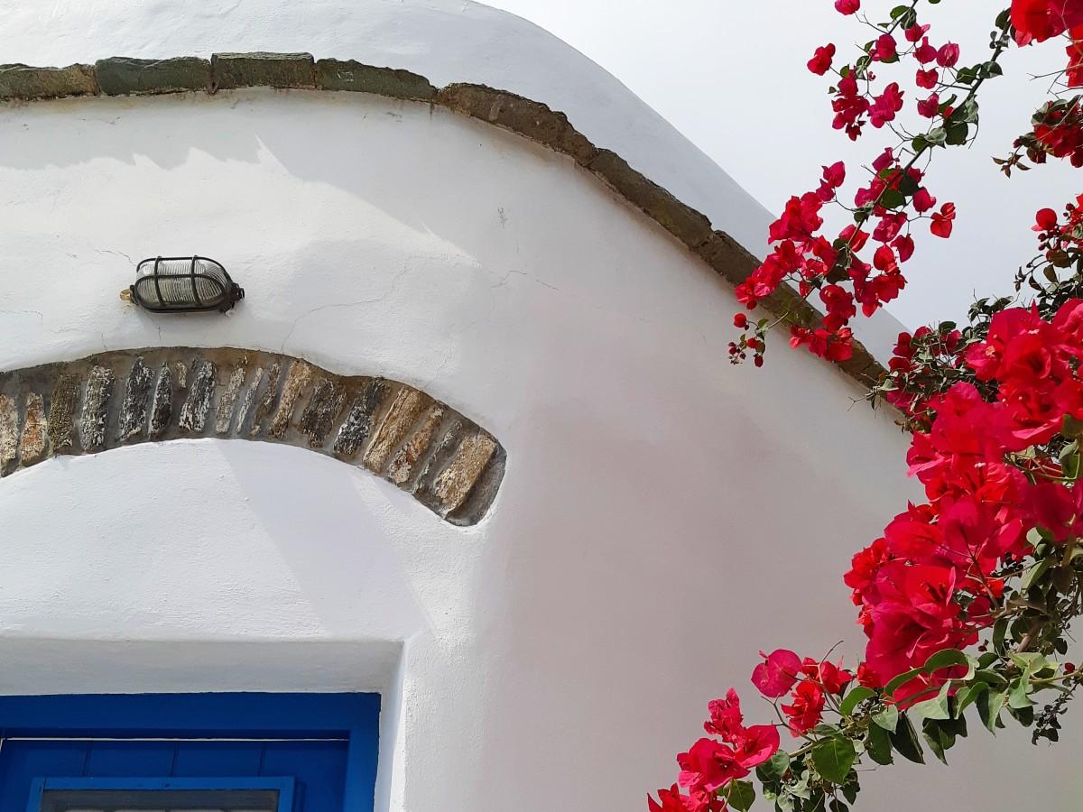 The beautiful Tinos island