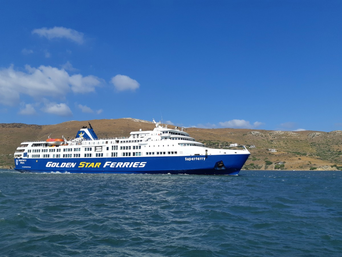 Ferries in Greece will only carry permanent residents