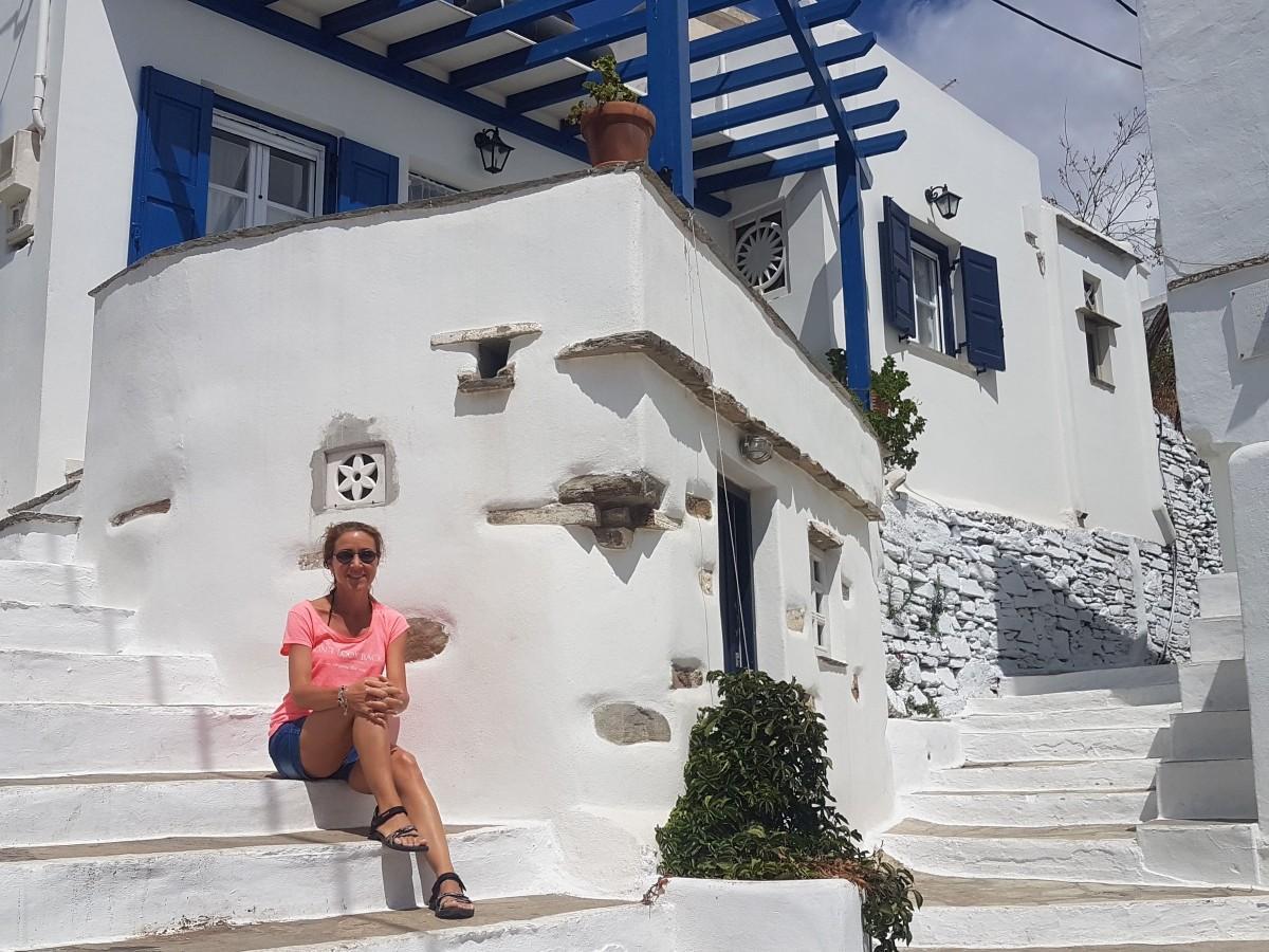 The amazing Tinos island